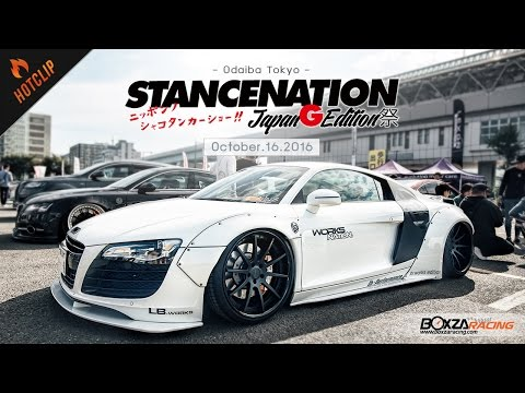Stance Nation Japan G Edition 2016 มหกรรมรวมรถแต่งที่ยิ่งใหญ่ที่สุดในญี่ปุ่น By BoxzaRacing