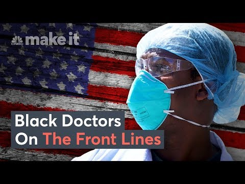 What Covid-19 Disparities Mean To Black Doctors & Nurses