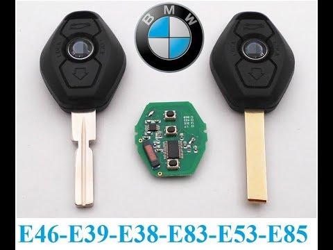 Привязка ключа BMW  Пульт неоткрывает