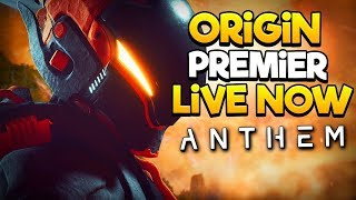 Anthem - Origin Premier NOW LIVE /w MixelPlx, Part 2 - Full Day Stream, LETS GO!!!!