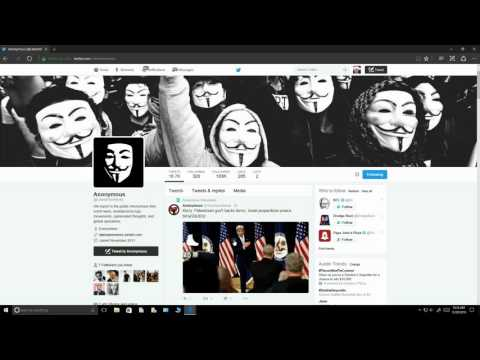 Wikileaks vs Anonymous?  With comment from Wikileaks