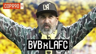 How Borussia Dortmund's Epic Supporters Inspired LAFC