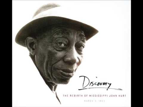 Mississippi John Hurt - Preaching On The Old Campground/Glory, Glory - field recordings