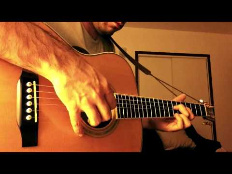 acoustic impro - open tuning cfcgce