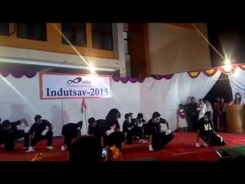 Hip Hop And Classical Style Fusion... At Indus World School (Annual Function)
