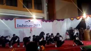 Gambar cover Hip Hop And Classical Style Fusion... At Indus World School (Annual Function)