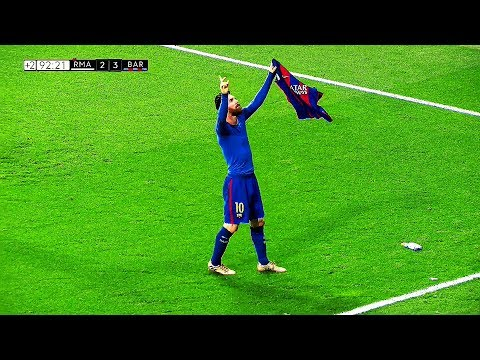 The 15 Monstrous Things Lionel Messi Did in 2017 ||HD||