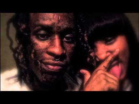 "Young Thug ft. Redd Coldhearted & Lady Murk - ""N.F.O.N."" (Prod. by Kc Da Beatmonster)"