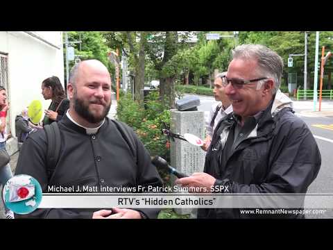 MISSIONARY OF TRADITION: Michael Matt Interviews American Priest in Japan