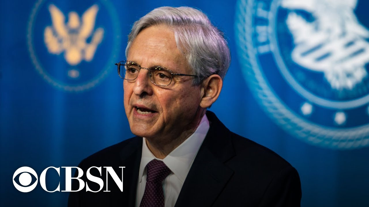 Watch Live: Attorney General Nominee Merrick Garland Has ...