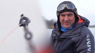 Рыбалка зимой на спиннинг ЧЕМ СМАЗАТЬ ШНУР ОТ ЗАМЕРЗАНИЯ