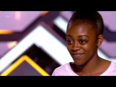 Rai-Elle Williams: 16 Year Old Singer Is Absolutely FEARLESS! The X Factor UK 2017