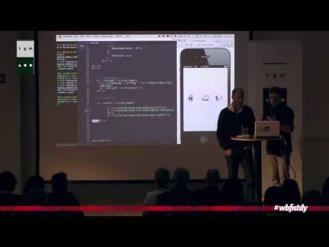 Helmut Ness & Chris Bleuel - Smart dialogues between Designer and Coder