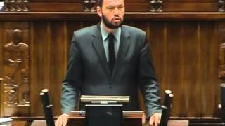 [10/186] Jakub Szulc: Dziękuję bardzo, pani marszałek. Pani Marszałek! Wysoka Izbo! Przedstawi..