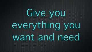 Let Me Love You - Mario Lyrics (HD)