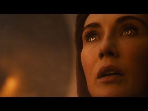 Melisandre's Magic At The Battle Of Winterfell - Season 8