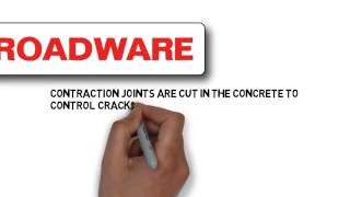 Roadware Contraction Joint Spalling and Repair