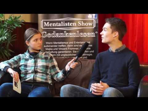 Vincent Frommer im Interview bei ErTV