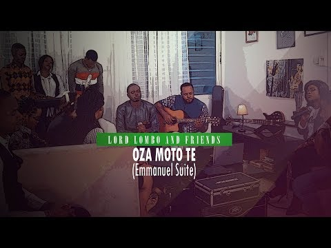 Lord Lombo - ''OZA MOTO TE (Emmanuel Spontaneous)'' ft. Gamaliel Lombo (Lord Lombo & friends Vol.1)