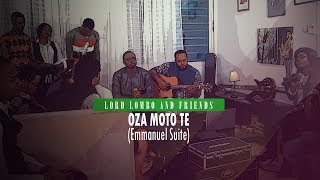 Lord Lombo - ''OZA MOTO TE (Emmanuel Spontaneous)'' ft. Gamaliel Lombo (Lord Lombo & friends Vol.1)