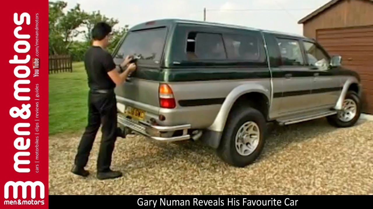 Gary numan reveals his favourite car youtube m4hsunfo