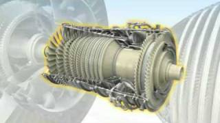 BOEING 747-8 ENGINE (HQ)