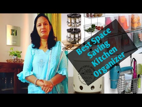 Amazing Space Saving Kitchen Organization Ideas| Best Home And Kitchen Organization Ideas