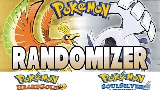Pokémon HeartGold/SoulSilver Randomizer PT-BR DOWNLOAD Drastic (Android) /Desmume