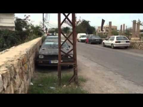 Roman ruins, Tyre, Lebanon