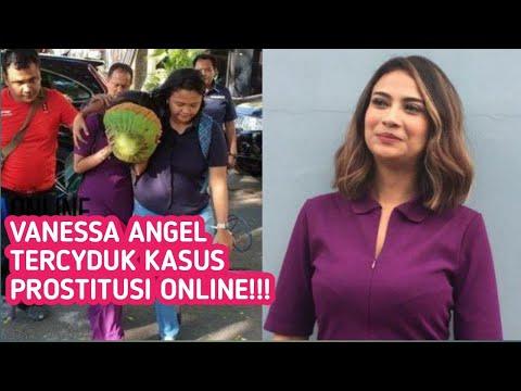 VANESSA ANGEL TERCYDUK KASUS PROSTITUSI ONLINE!!!