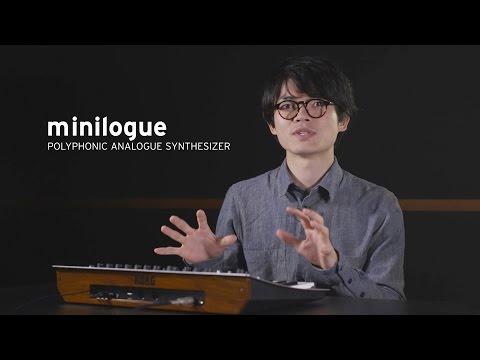 Introducing KORG minilogue