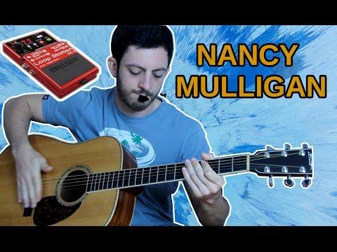 ( ED SHEERAN ) Nancy Mulligan | Full Tutorial With Loop | Accurate Live Version | GuitarGuy