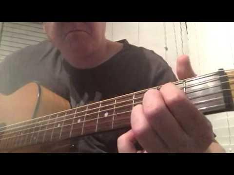 Australian Crawl - Reckless guitar cover - YouTube