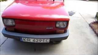 Fiat 126p W Ameryce