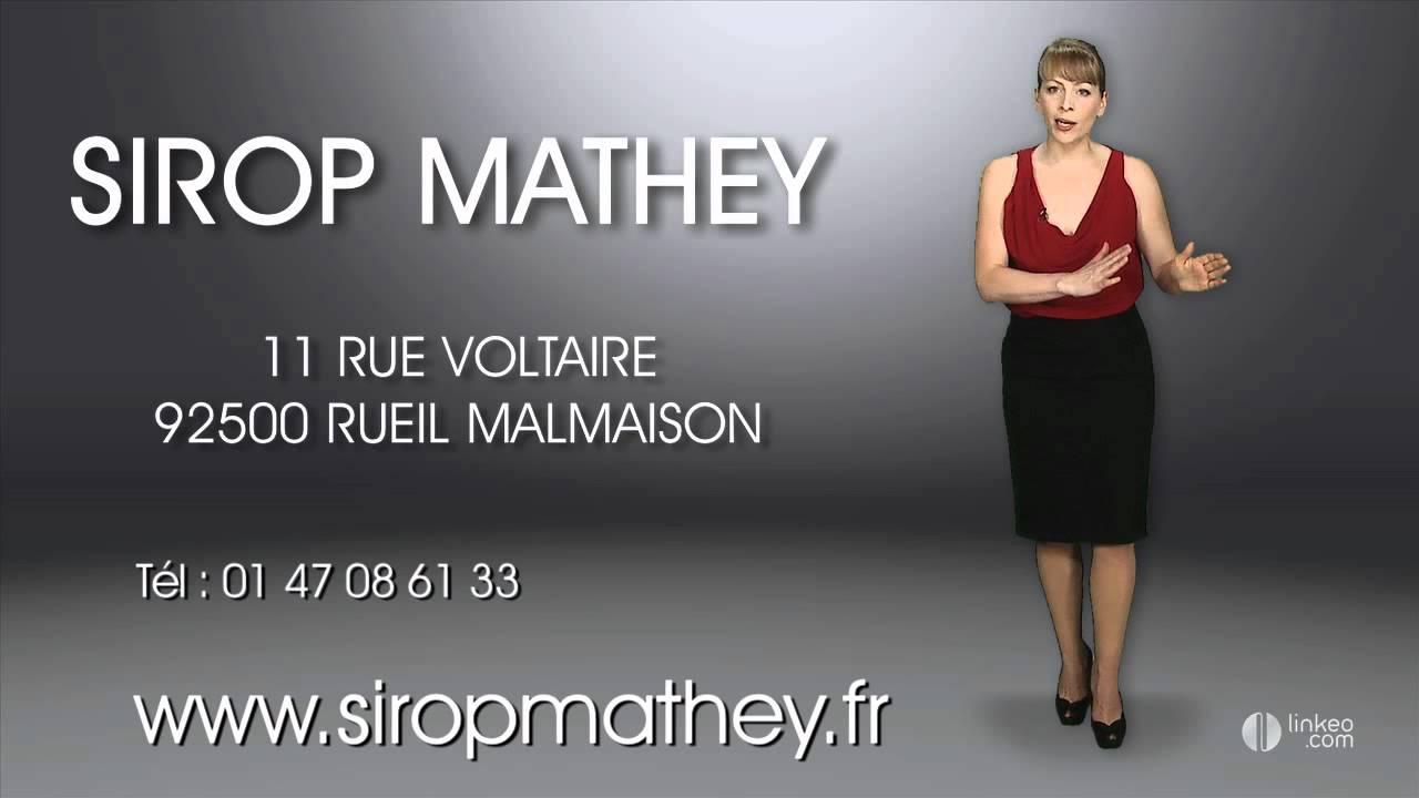 100 Génial Idées Sirop Mathey Rueil Malmaison