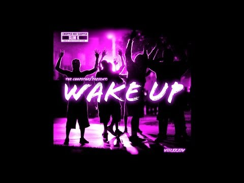 J Cole - I Get Up (Chopped Not Slopped by Slim K)
