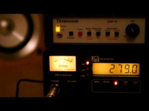 Radio Belarus 279 kHz, LW band