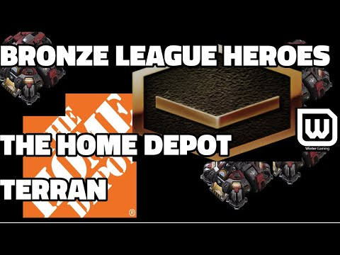BRONZE LEAGUE HEROES #4 - THE HOME DEPOT TERRAN - PROMETHIUM v outboss