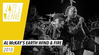 Al McKay's Earth Wind & Fire - Jazz à Vienne 2018 - Live