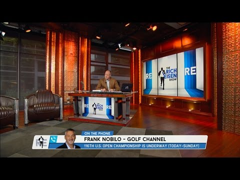 Golf Channel Analyst Frank Nobilo Weighs in on The PGA Tour - 6/16/16