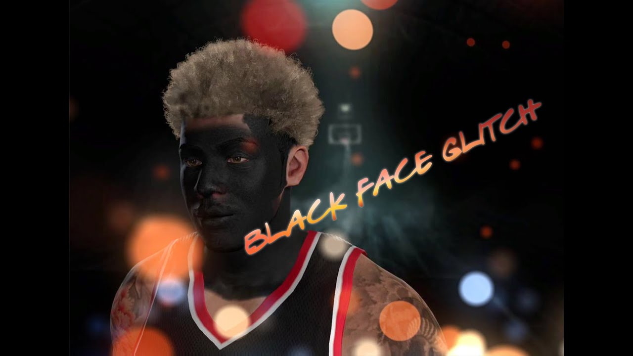Nba 2k17 Taz Face Black Cube Tutorial By Pbzchancethegoat