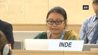 India slams Pak at UNHRC for sponsoring terrorism in Kashmir