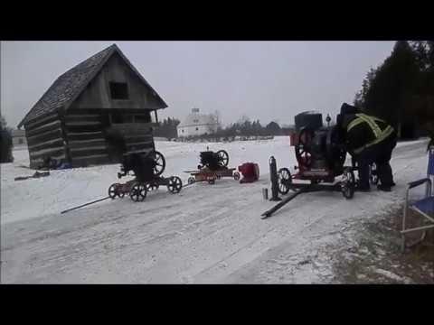 Show In The Snow 2018 Steam Era
