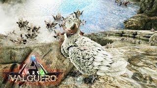 Огромные Залежи Кристаллов на Valguero ARK Infinitum Survival #11