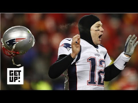 Patriots headed to the Super Bowl with their worst team in ages – Rex Ryan | Get Up!
