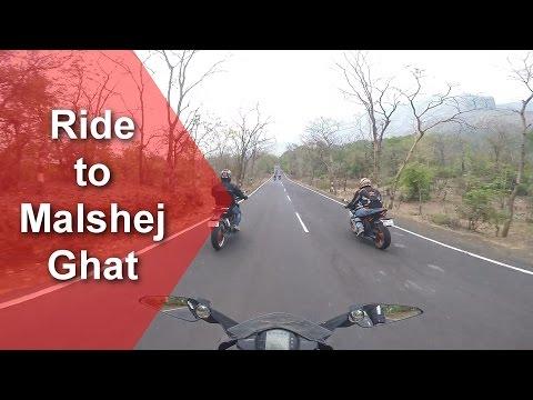 Ride to Malshej Ghat | 2016 | KTM RC390