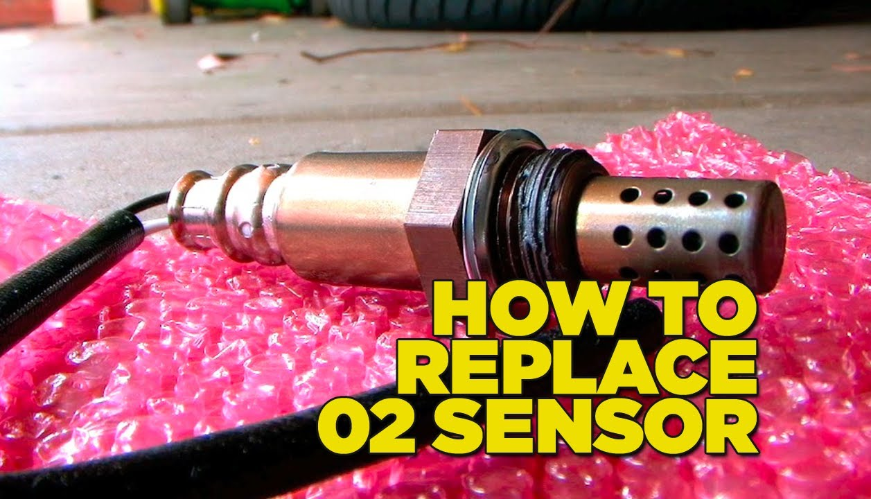 How To Change Oxygen Sensor Youtube