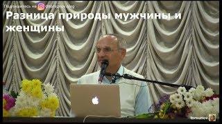 Торсунов О.Г.  Разница природы мужчины и женщины