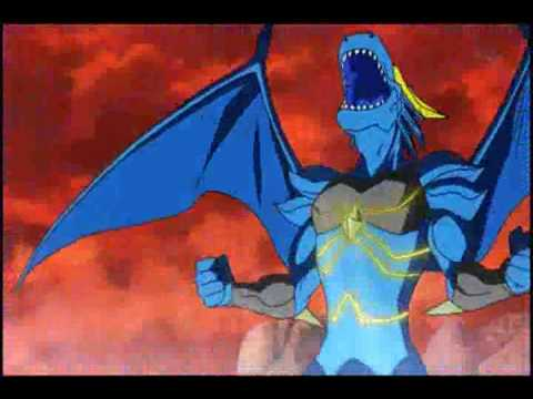 Blue Dragon Vs Red Dragon