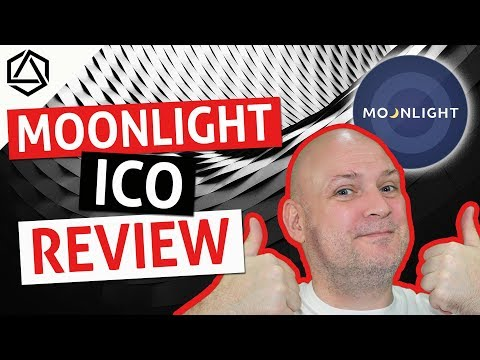 MOONLIGHT ICO Review! Decentralized Workforce Platform (LX)
